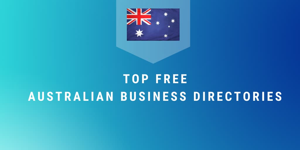 Top free Austalian business directories